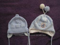 Польская деми шапочка для малыша Magrof  р. 38-42
