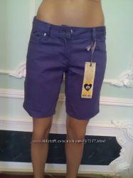 Суперовые шорты Silvian Heach василькового цвета