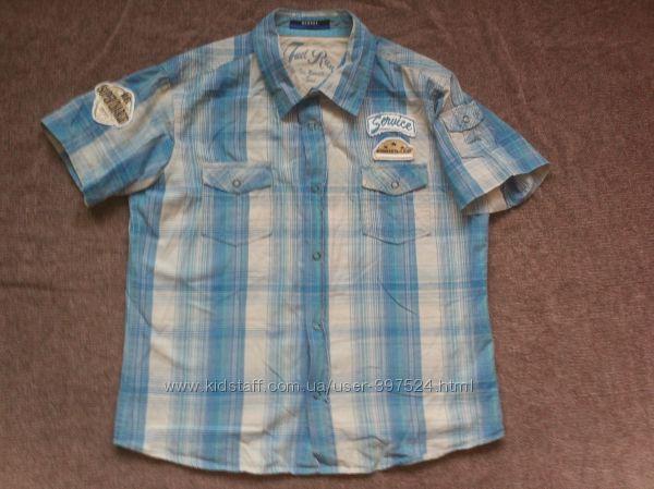 Рубашки мальчику на 10-11 лет MARKS&SPENSER, GEORGE, АКМО