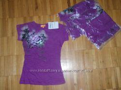 не пропустите яркие, нарядные футболочки по зимней цене