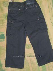 катоновые брюки и джинсы на 2-3г на выбор