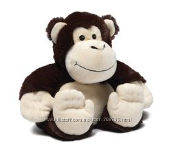 Игрушка-грелка обезьянка іntelex
