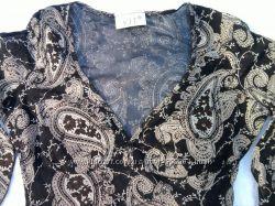 Дуже гарна шифонова блузка