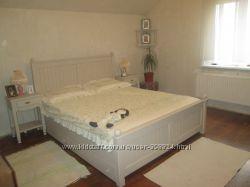 Красивая кровать в стиле прованс с ящиками Красивая, 100 дерево