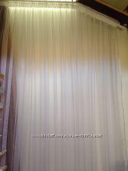 Красивая тюль-штора Гипюр Франция, скидка