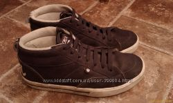 Ботинки кожаные демисезонные 25, 5-26 см
