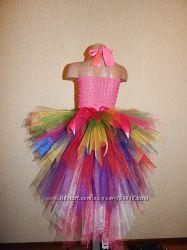 юбка  хлопушка, жар-птица , фея, бабочка