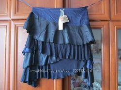юбка еnelle натуральный шелк