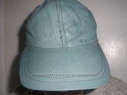 Кожаная кепка  без дефектов