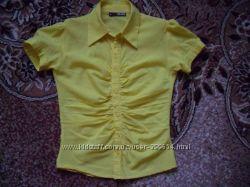 Блуза котон 42 р. Можно на подростка