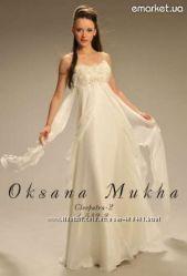 Сказочное свадебное платье Клеопатра от Оксаны Мухи