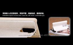Кожаный чехол-книжка Rock для LG Optimus G2 D802