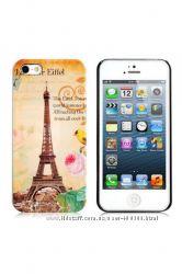 Чехол с Эйфелевой башней для iPhone 5  5s
