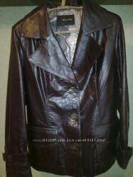 Продам кожаную куртку-пиджак.