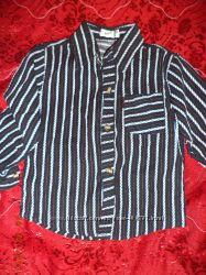 Рубашечка на 2- 3 года