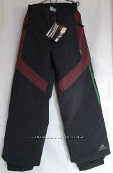 Зимние спортивные термо брюки Adidas р S-М