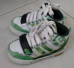 Стильные деми ботинки, туфли, р. 24, стелька 15 см
