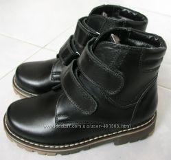 Зимние ботинки Tiranitos р. 27, 30, натур. мех
