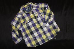 Брендовые рубашечки для малышей. супер качество Новая цена