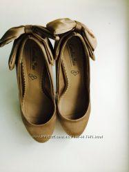 Атласные туфли Испания