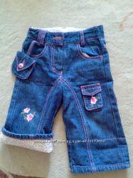 Брюки джинсы Wojcik р. 68 для девочки