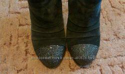 Ботинки из натуральной кожи SharMAN