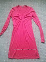 Тепленькое платье Benetton