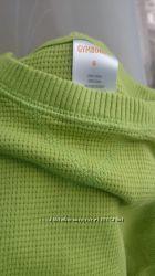 Тонкий хлопковый свитерок мальчику 5 плюс лет, Gymboree