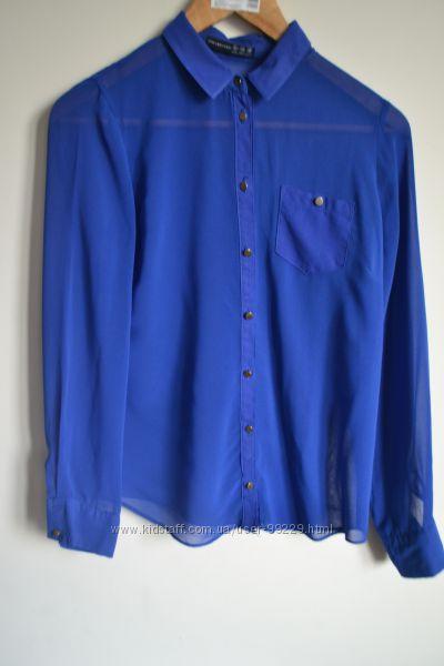 Блузка Ярко Синяя
