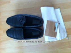 Car Shoe мужские мокасины с мехом