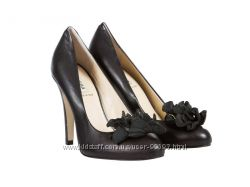 Итальянские кожаные туфли Evanna