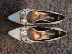 Итальянские женские туфли р. 39