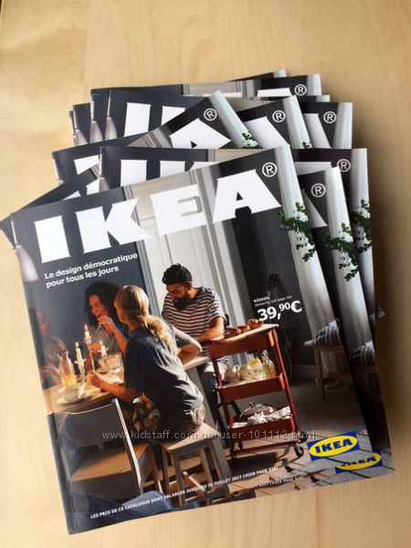 Собираю заказы на товары из магазина IKEA. Польша .