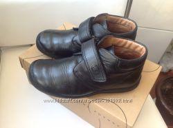Кожаные ботинки Garvalin р. 30