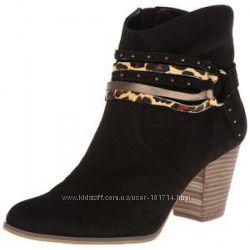 Замшевые ботинки Bella Vita 37 размера