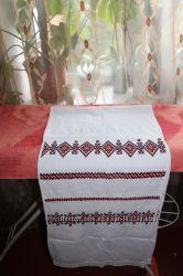 Продам вышитый рушнык ручная вышивка