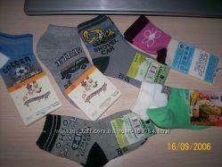 Детские носочки, новые для мальчиков и девочек.