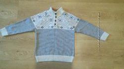 Стильный свитерок, р. 122