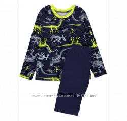 Пижамы для детей от 2 до 5 лет