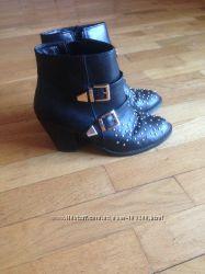 Ботинки 38 размера