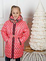 Зимнее пальто для девчонок. Супер цена