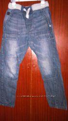 МНОГО фирменных джинсов на мальчиков