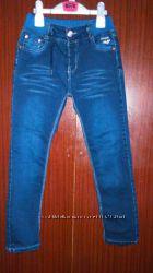 Зимние джинсы на мальчика