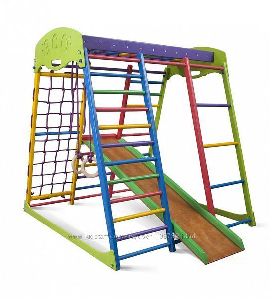 Новинки Детские спортивный комплексы для дома Цены со скидками