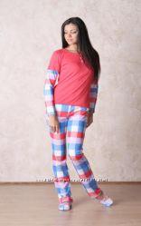 пижама с брюками 46, 48р