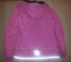 Куртка зимняя для  активного отдыха на 10-12 лет