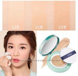 Кушон A&acutePIEU Air Fit Cushion Pposong для жирной и комбинированной кожи