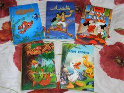Книги Дисней Disney разные