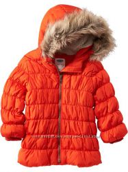 Отличная куртка OLD NAVY frost free - размеры 2Т и 3Т