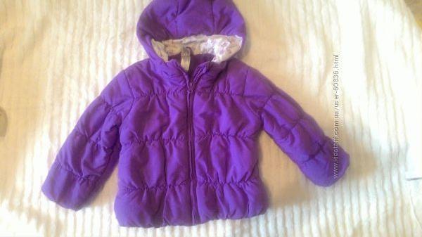 Куртка Baby club р. 92
